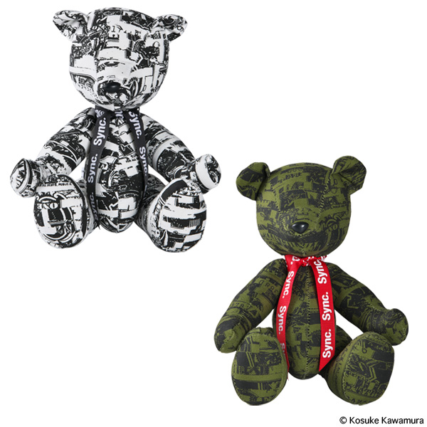 "TEDDY BEAR ""DOLLAR"""