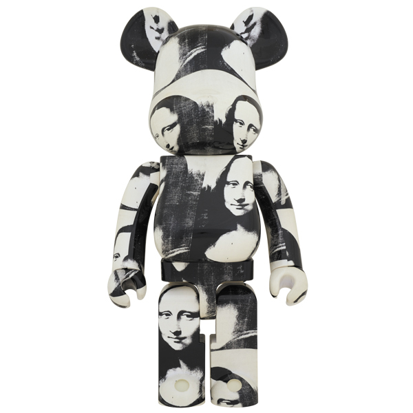 BE@RBRICK ANDY WARHOL