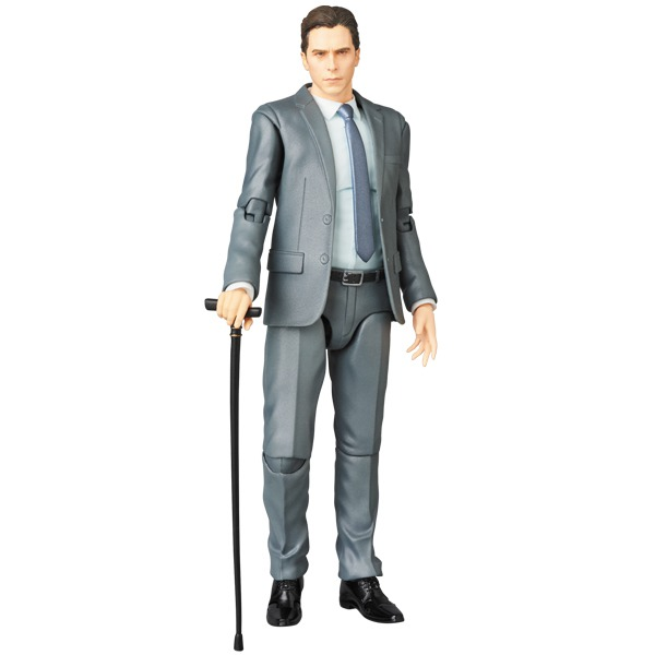 MAFEX BRUCE WAYNE(『The Dark Knight Trilogy』版)