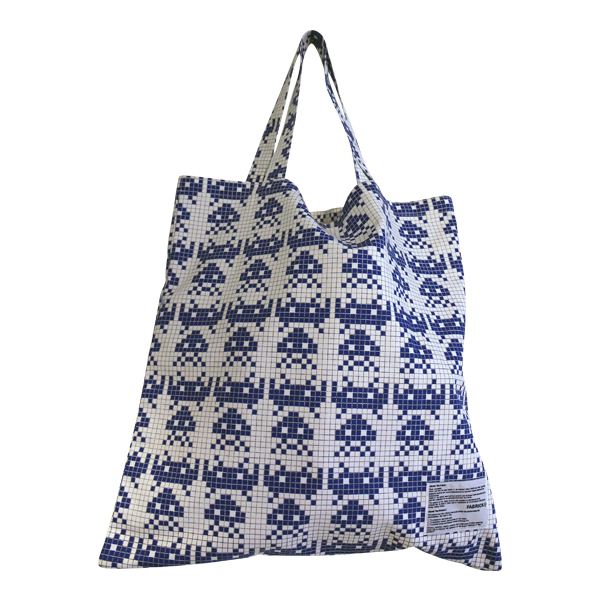 MLE SPACE INVADERSシリーズ SIMPLE TOTE BAG