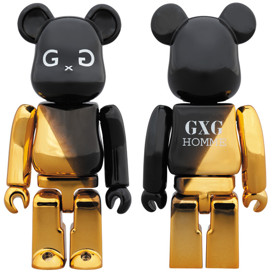 BE@RBRICK GXG × CLS 100%