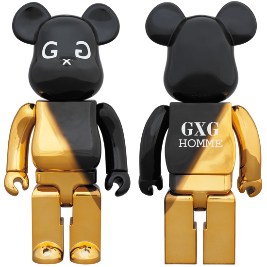 BE@RBRICK GXG × CLS 400%