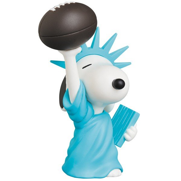 STATUE OF LIBERTY SNOOPY