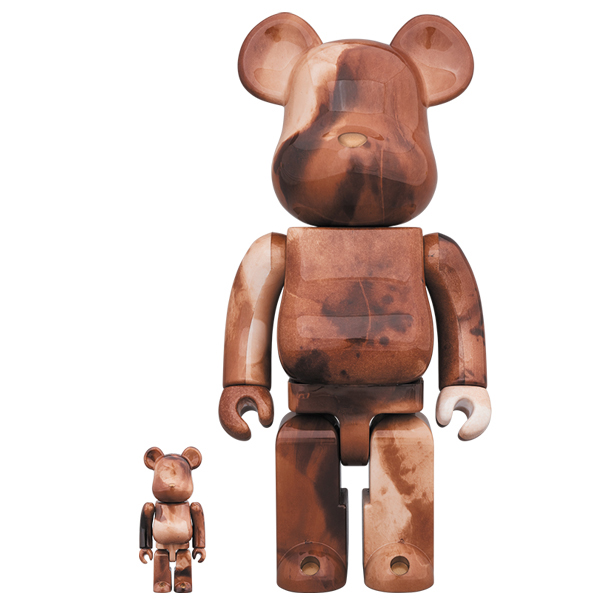 BE@RBRICK PUSHEAD #4 100% & 400%