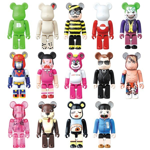 BE@RBRICK SERIES 38