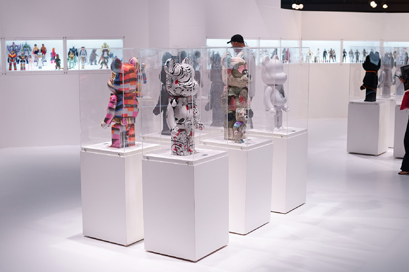 MEDICOM TOY EXHIBITION '19 会場レポート