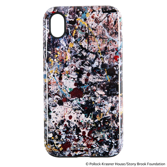 "iPhone CASE for XR ""JACKSON POLLOCK STUDIO 2"""