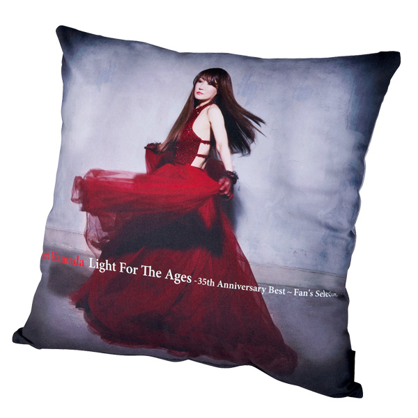 "VINYL ""浜田麻里 Light For The Age"" CUSHION"