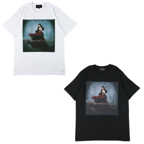 "VINYL ""浜田麻里 Light For The Age"" TEE"
