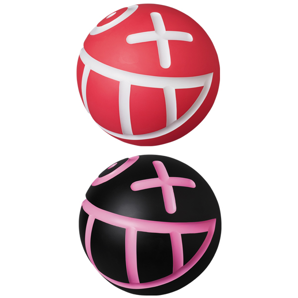 VCD ANDRE BALL W SIZE PINK/BLACK