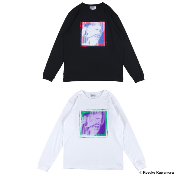 "LONG SLEEVE TEE ""MIRAGE"""