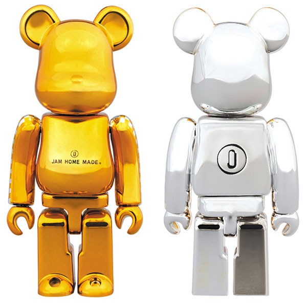 BE@RBRICK JAM HOME MEDE