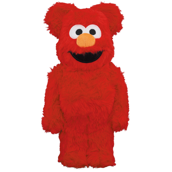 BE@RBRICK ELMO Costume Ver.400%