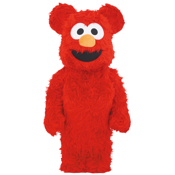 BE@RBRICK ELMO Costume Ver.1000%