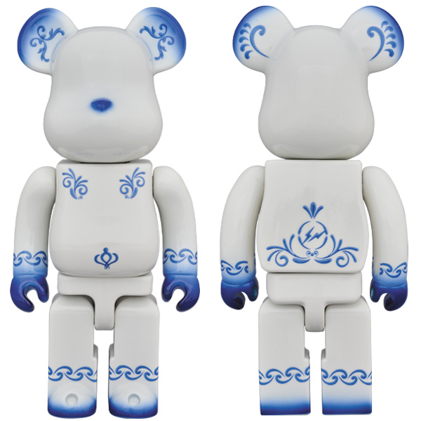 九谷BE@RBRICK fragmentdesign
