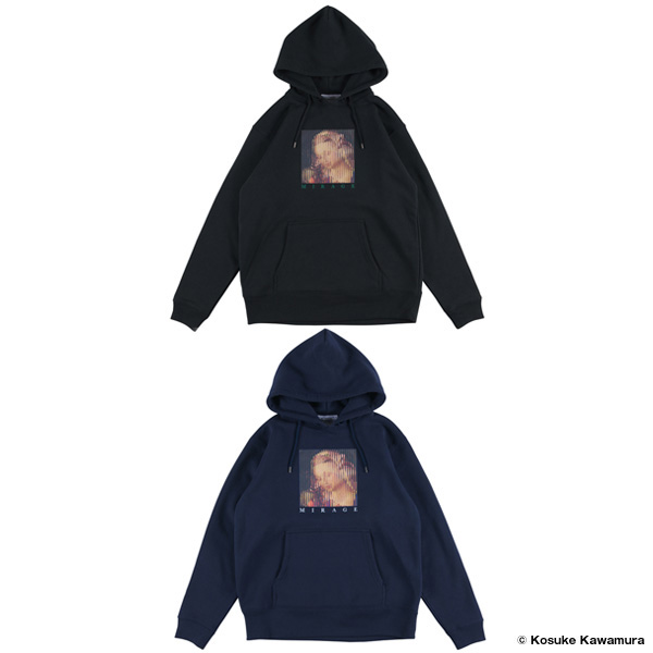 "PULLOVER HOODED ""MIRAGE"""