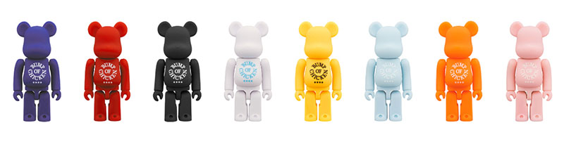 BE@RBRICK × BUMP OF CHICKEN/9月11日(水)より