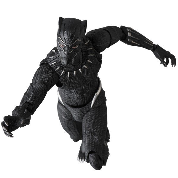 MAFEX BLACK PANTHER