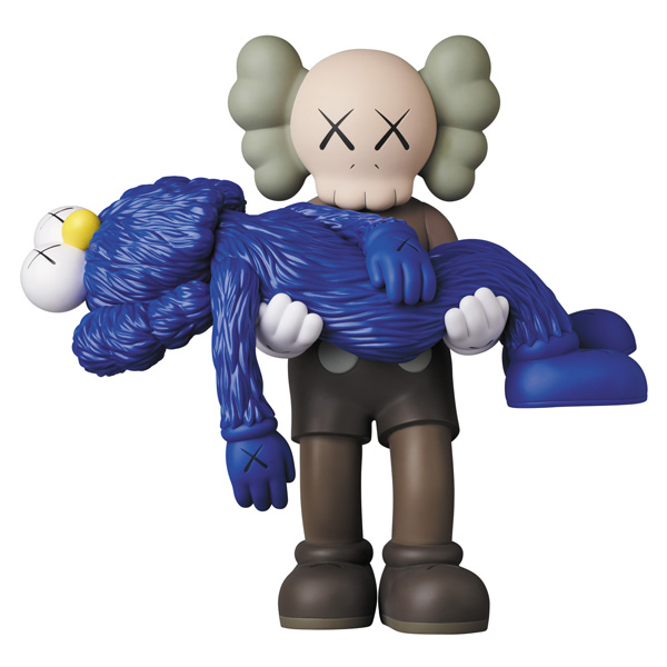 KAWS GONE BROWN