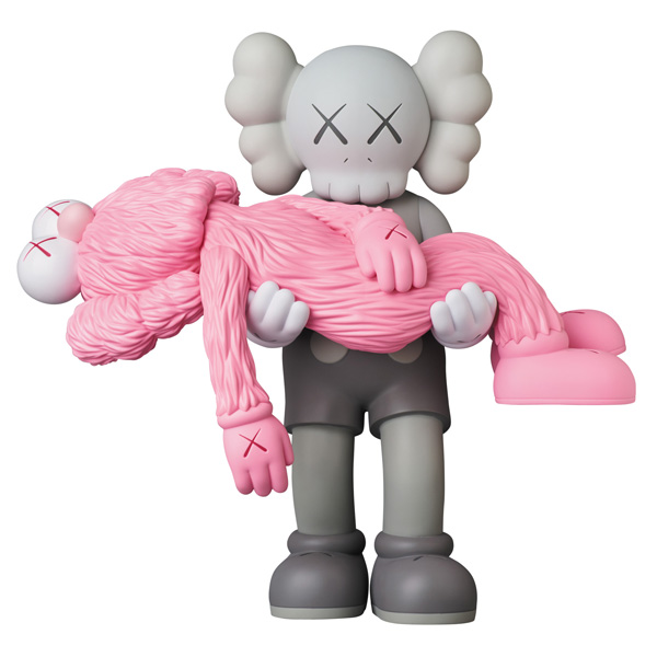 KAWS GONE GREY