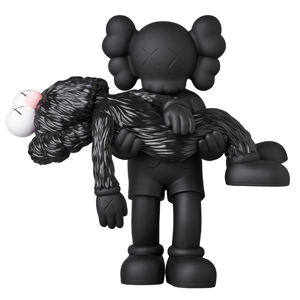 KAWS GONE BLACK