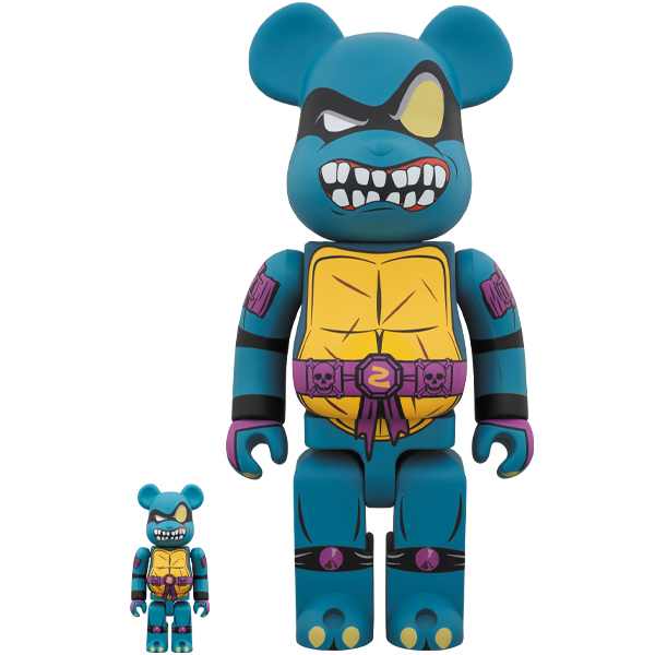 SLASH 100% & 400% BE@RBRICK