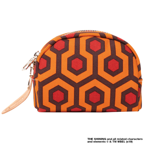 MLE「The Shining」シリーズ TRAVEL POUCH SMALL