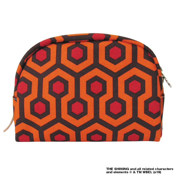 MLE「The Shining」シリーズ TRAVEL POUCH LARGE