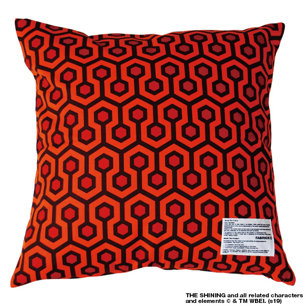 MLE「The Shining」シリーズ SQUARE CUSHION COVER+PILLOW
