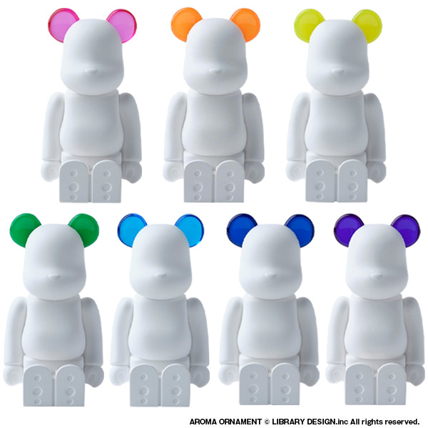 BE@RBRICK AROMA ORNAMENT No.0 Color /11月29日(金)より