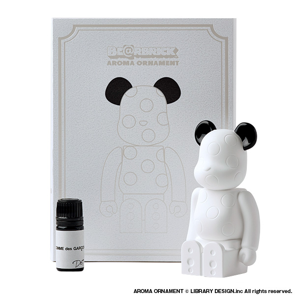 COMME des GARÇONS × BE@RBRICK Aroma Ornament/11月29日(金)より