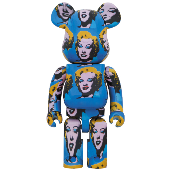 Andy Warhol's Marilyn Monroe BE@RBRICK 1000%