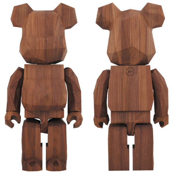BE@RBRICK カリモク fragmentdesign 1000% polygon