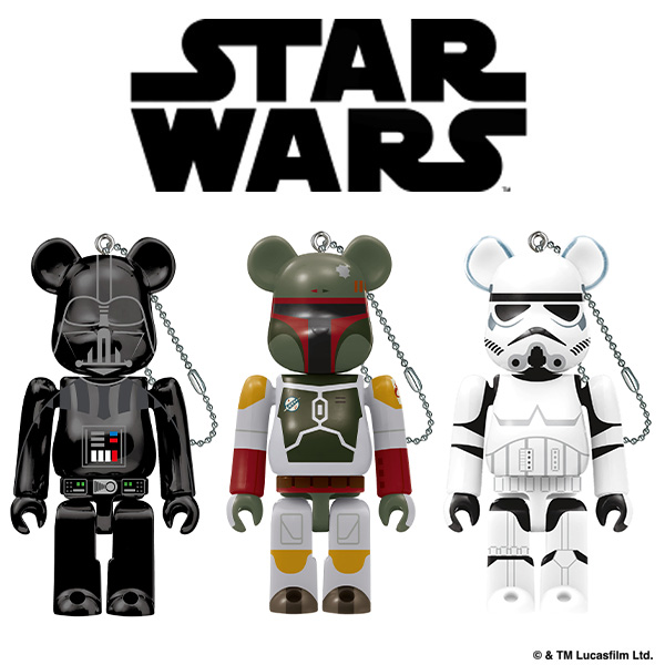 「STAR WARS™」 BE@RBRICK 7net Limited Edition /1月4日(土)10:00より