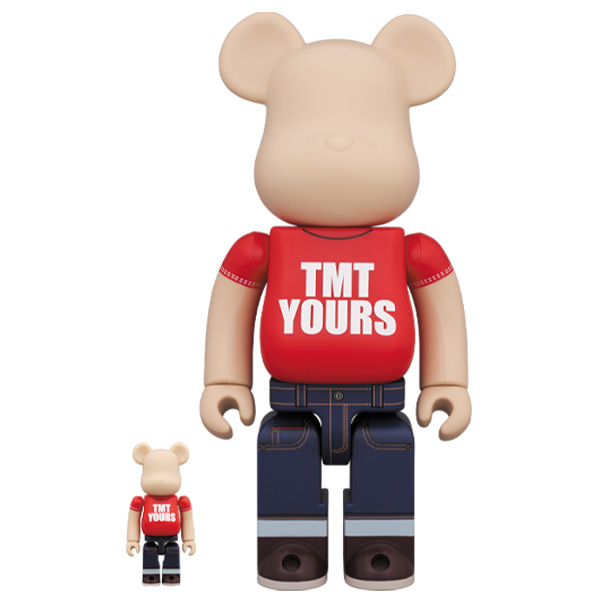 TMT BE@RBRICK 20th Anniv. Ver. 100% & 400%  /1月1日(水)より