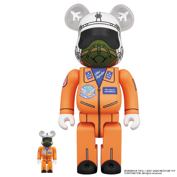 1964 BLUE IMPULSE BE@RBRICK 100% & 400%/2月7日(金)より
