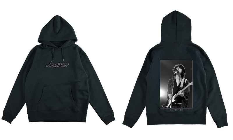 "Amplifier ""3rd Anniversary Hoodie"" Series2/12月27日(金)0時より"