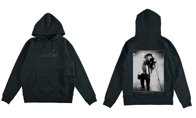 "Amplifier ""THE WILLARD"" Hoodie"
