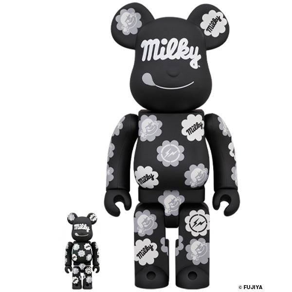 1月25日(土) メディコム・トイ 東京スカイツリータウン・ソラマチ店/ 【BE@RBRICK MILKY THE CONVENI PEKO COLOR 100% & 400%】 【BE@RBRICK MILKY THE CONVENI PEKO BLACK 100% & 400%】 【BE@RBRICK MILKY THE CONVENI MILKY COLOR 100% & 400%】 【BE@RBRICK MILKY THE CONVENI MILKY BLACK 100% & 400%】 【BE@RBRICK NUNBER(N)XXX 100% & 400%】