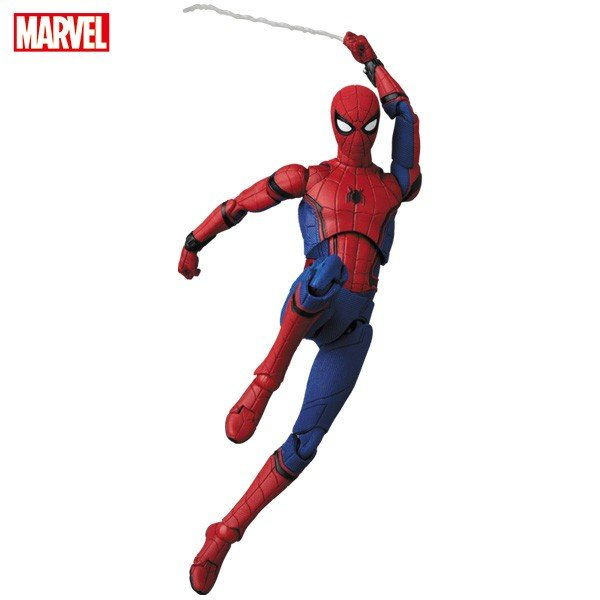 新商品発売のお知らせ(MAFEX SPIDER-MAN(HOMECOMING Ver.1.5)、MAFEX HARLEY QUINN)/1月31日(金)より