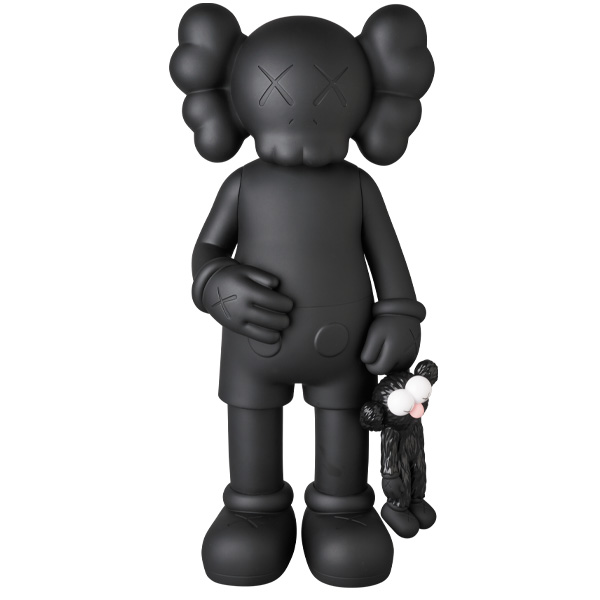 KAWS SHARE BLACK