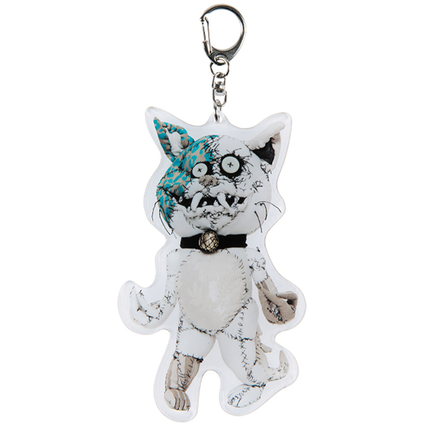 Anne Valerie Dupond × MAMES KEY CHAIN