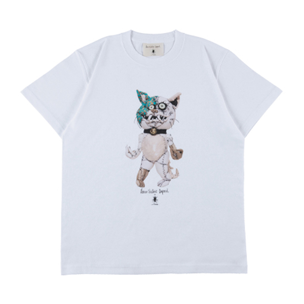 Anne Valerie Dupond × MAMES Tee Shirt A