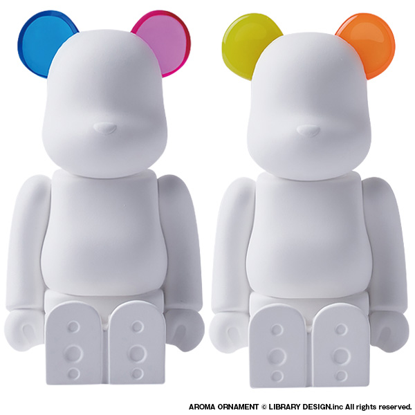 BE@RBRICK AROMA ORNAMENT No.0 COLOR Mira Mikati LIMITED COLOR /3月25日(水)より