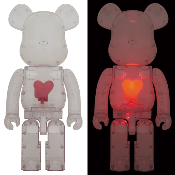 BE@RBRICK EMOTIONALLY UNAVAILABLE 1000%