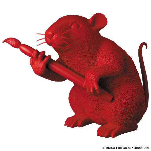 LOVE RAT(RED Ver.)