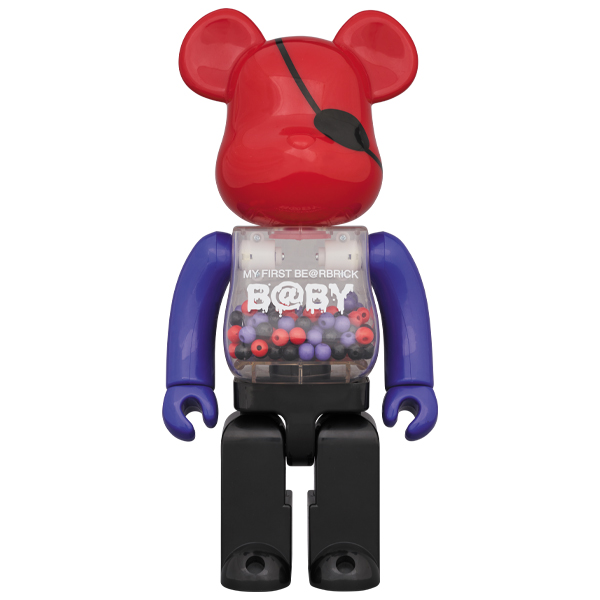 MY FIRST BE@RBRICK B@BY SECRET Ver.400%