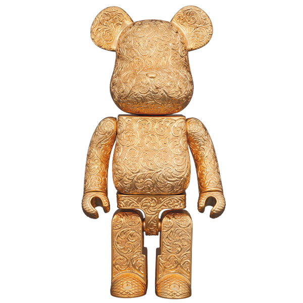 BE@RBRICK ROYAL SELANGOR ARABESQUE GOLDEN