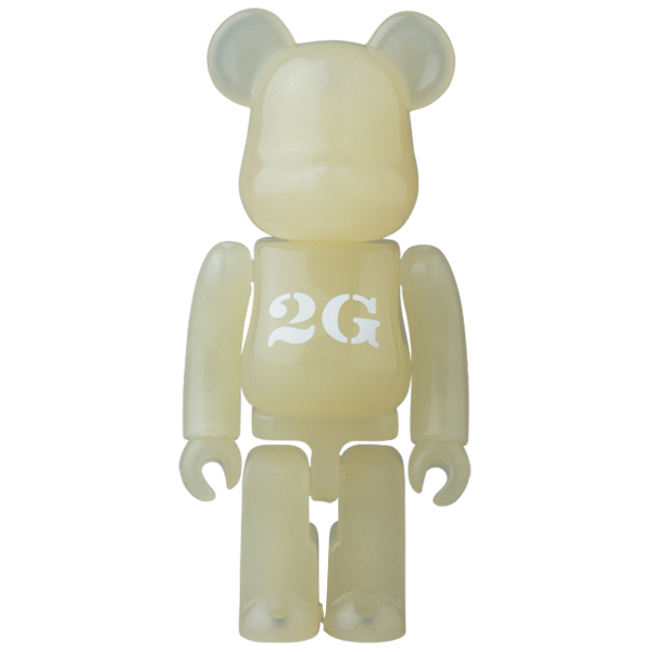 BE@RBRICK SERIES 40 RELEASE CAMPAIGN 2G Special Edition