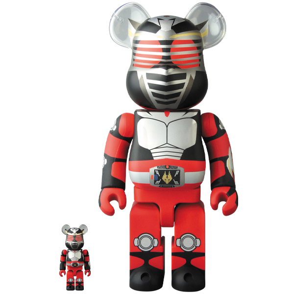 BE@RBRICK 仮面ライダー龍騎 100% & 400%